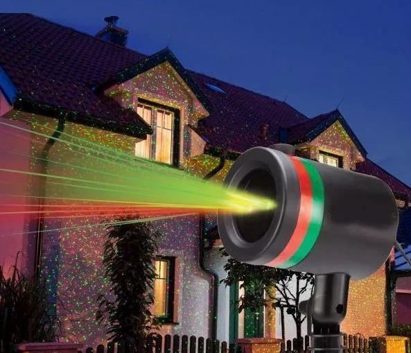dc2ecb0a499 Increíble Proyector Laser Luces Movimiento Navidad -   15.000 en ...