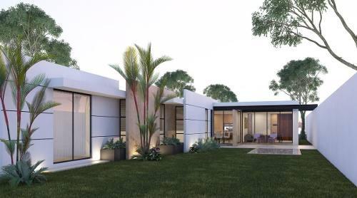 increíble residencia con 705 m2 en una sola planta, bellavista dzityá