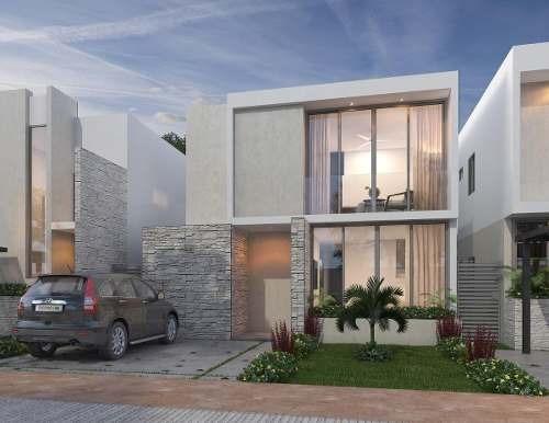 increíble residencia en privada siara en dzityá modelo adonia preventa