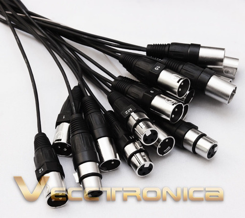 increible snake o pulpo de audio, evita el molesto cablerio.