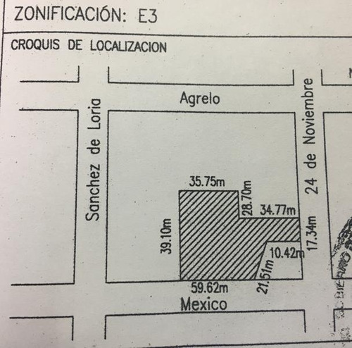 increible terreno en venta - superficie 8.282 mts.2 - zonif.: e3