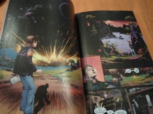 increible vertigo comics new joe the barbarian tomo