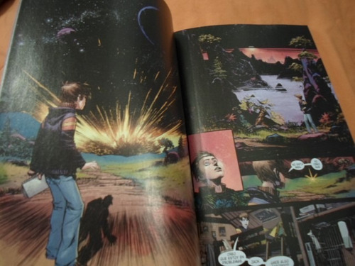 increible vertigo comics new joe the barbarian tomo full
