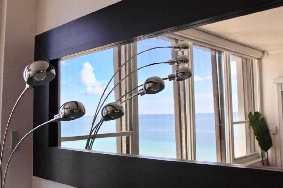 increible vista al mar miami, playa y pileta climatizada