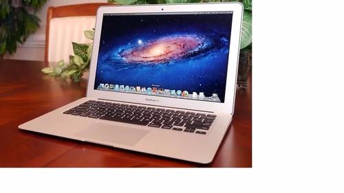 increible!!!!macbook air 13.3 i5 2012 128 gb sólido hd4000