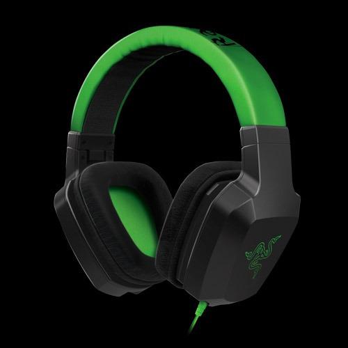 increibles audifonos de videojuego ipod musica razor elektra