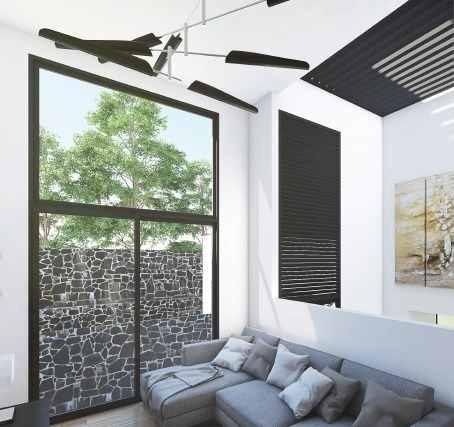 increíbles casas en condominio con gran diseño en  bosques de tetlameya coyoacán