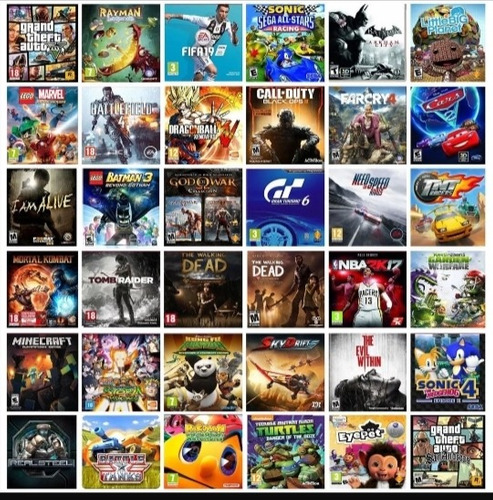 increíbles juegos de playstation 3, ps3 digitales y físicos