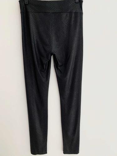 increíbles leggings bcbg max azria piel animal print