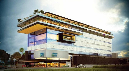 increíbles oficinas en renta sky city en san ramón norte
