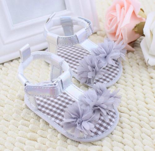 increíbles sandalias para tú bebé