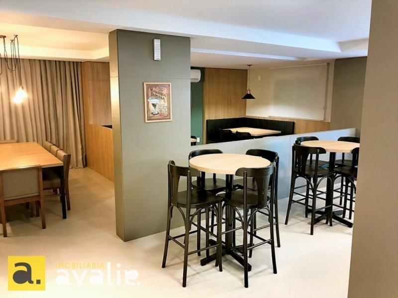 incrível apartamento em transversal da humberto de campos, completamente planejado e  decorado, vai te encantar! - 6002428v