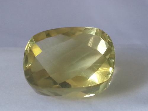 incrível green gold natural 20,7ct cor dourado único no site