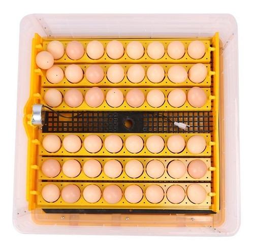 incubadora  56 huevos doble voltaje unica en chile+regalos