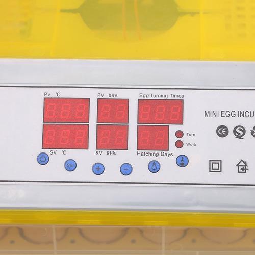 incubadora automática  56 huevos doble voltaje+regalos