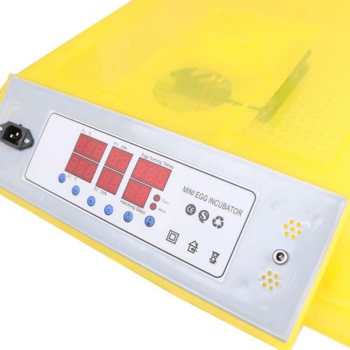 incubadora automática  56 huevos dos voltaje+regalos
