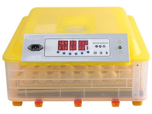 incubadora automática de 96 huevos doble voltaje+regalos
