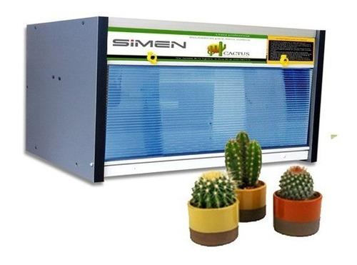 incubadora cultivo de cactus digital