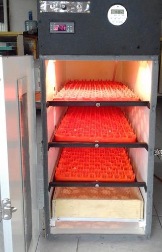 incubadora digital automatica 510 huevos,nacedora,volteador