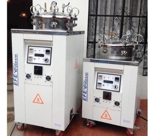 incubadora  estufa 350 litros  laboratorio  - efe clave -