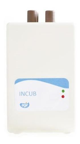 incubadora mini agir de bancada ou parede testes biológicos