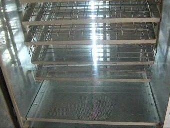 incubadora-nacedora,(automática),capacidad 500 huevos.