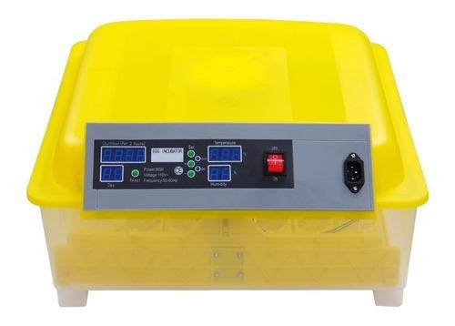 incubadora para 48 huevos digital automática 0504