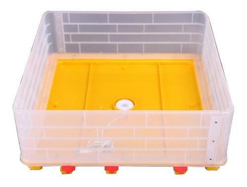 incubadoras automática 96 huevos doble voltaje + regalos