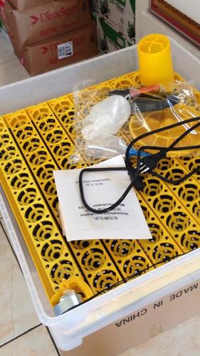 incubadoras automaticas 98 huevos + regalos envio gratis