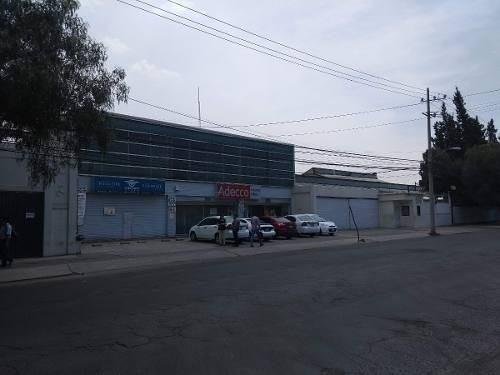 ind. vallejo local  en renta 340m2, cerca zona de bancos