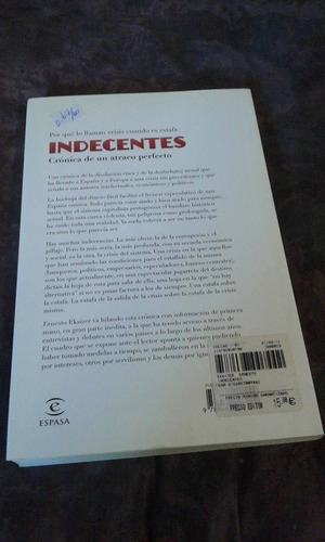 indecentes