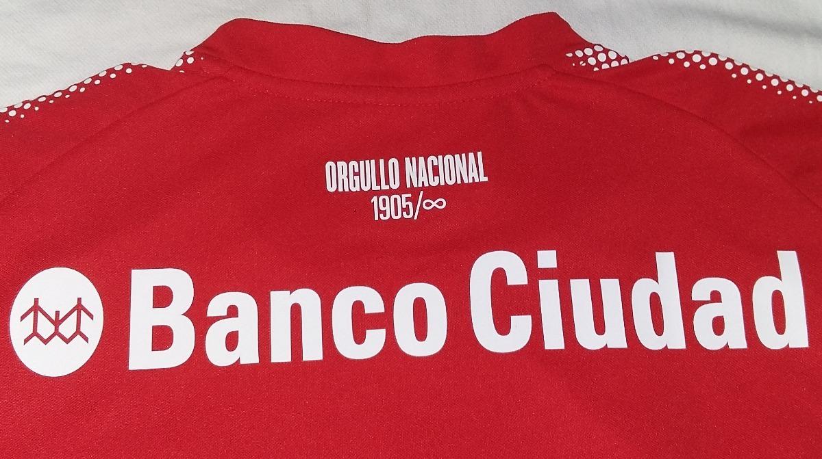 142c06c125f8 Camiseta Titular Independiente Puma 2018 Orgullo Nacional -   1.599 ...