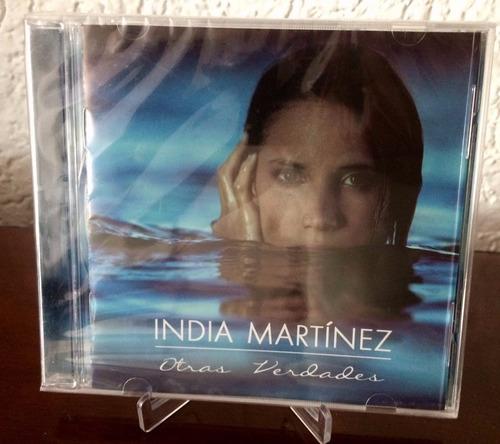 india martinez cd otras verdades original nuevo