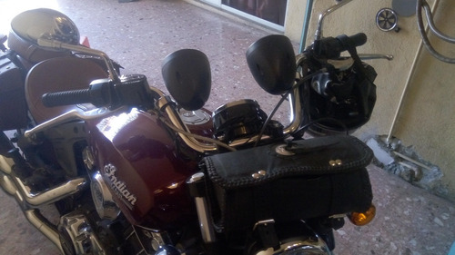 indian 2018 scout 1200cc sin uso