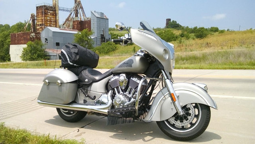 indian chieftain 2016 seminueva