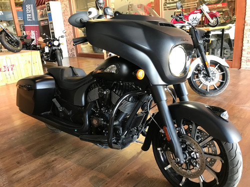 indian chieftain  2019