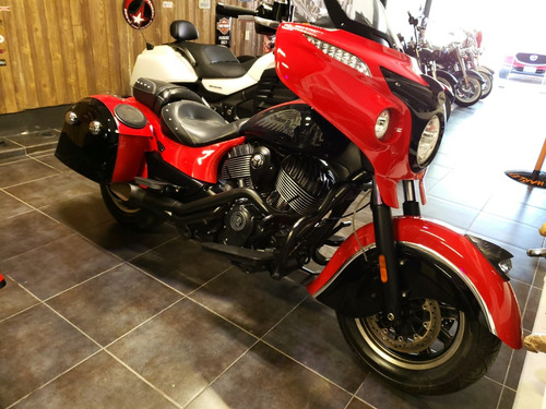 indian chieftain dark horse 2017 solo 31,233 km impecable