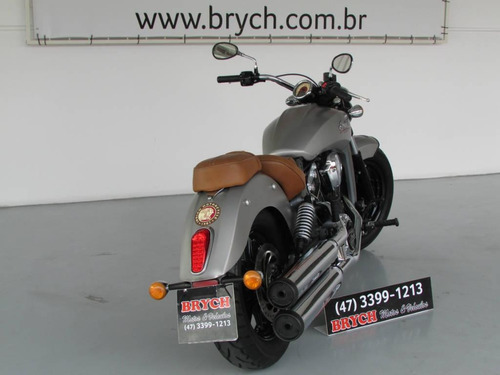 indian scout 1133 abs 6.482km 2016