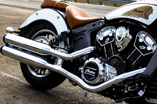 indian scout 1200 thunder black white and red icon edition