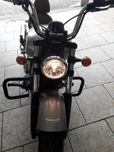 indian scout 2016 1.200 cc unico dono impecável
