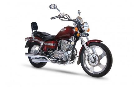 indiana 256 chopper moto corven