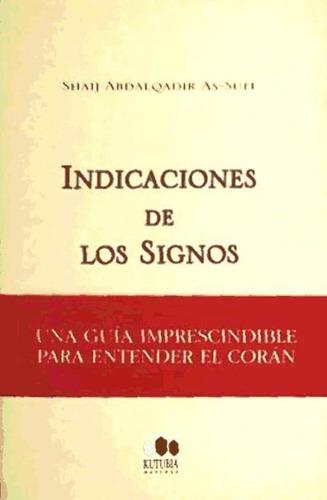 indicaciones de los signos(libro historia de las  religiones