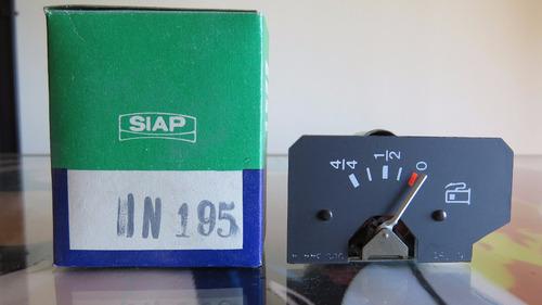 indicador de combustible original peugeot 504 grii 91 nuevo