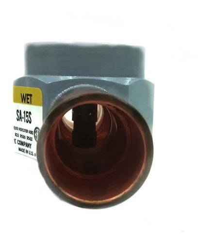 indicador de liquido sporlan sa-15s  5/8  soldable cnr-5023