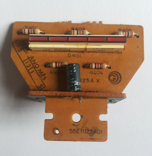 indicador de sinal fm do 3 em 1 polyvox model 900