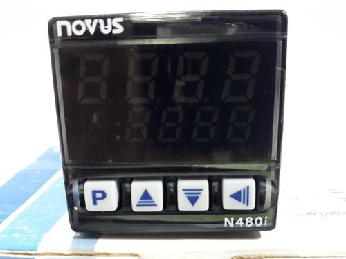 indicador de temperatura n480i novus