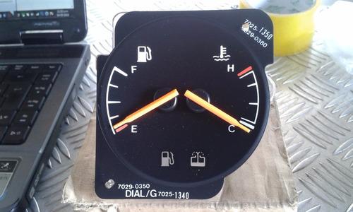 indicador gasolina y temperatura espero automatico original