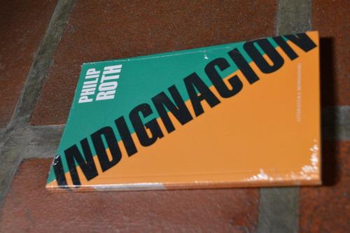 indignacion -- philip roth