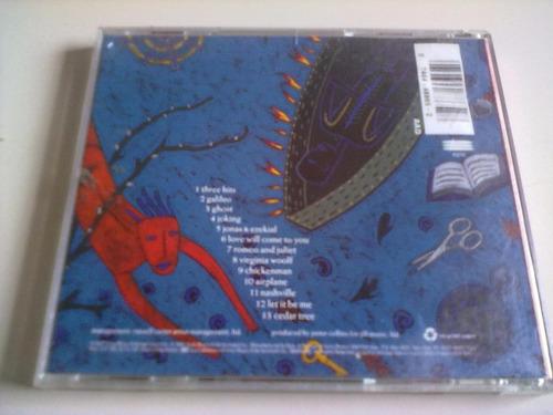 indigo girls rites of passage cd usado importado usa