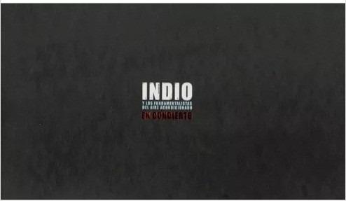 indio solari - discografia completa -6 cds + 2 dvds original